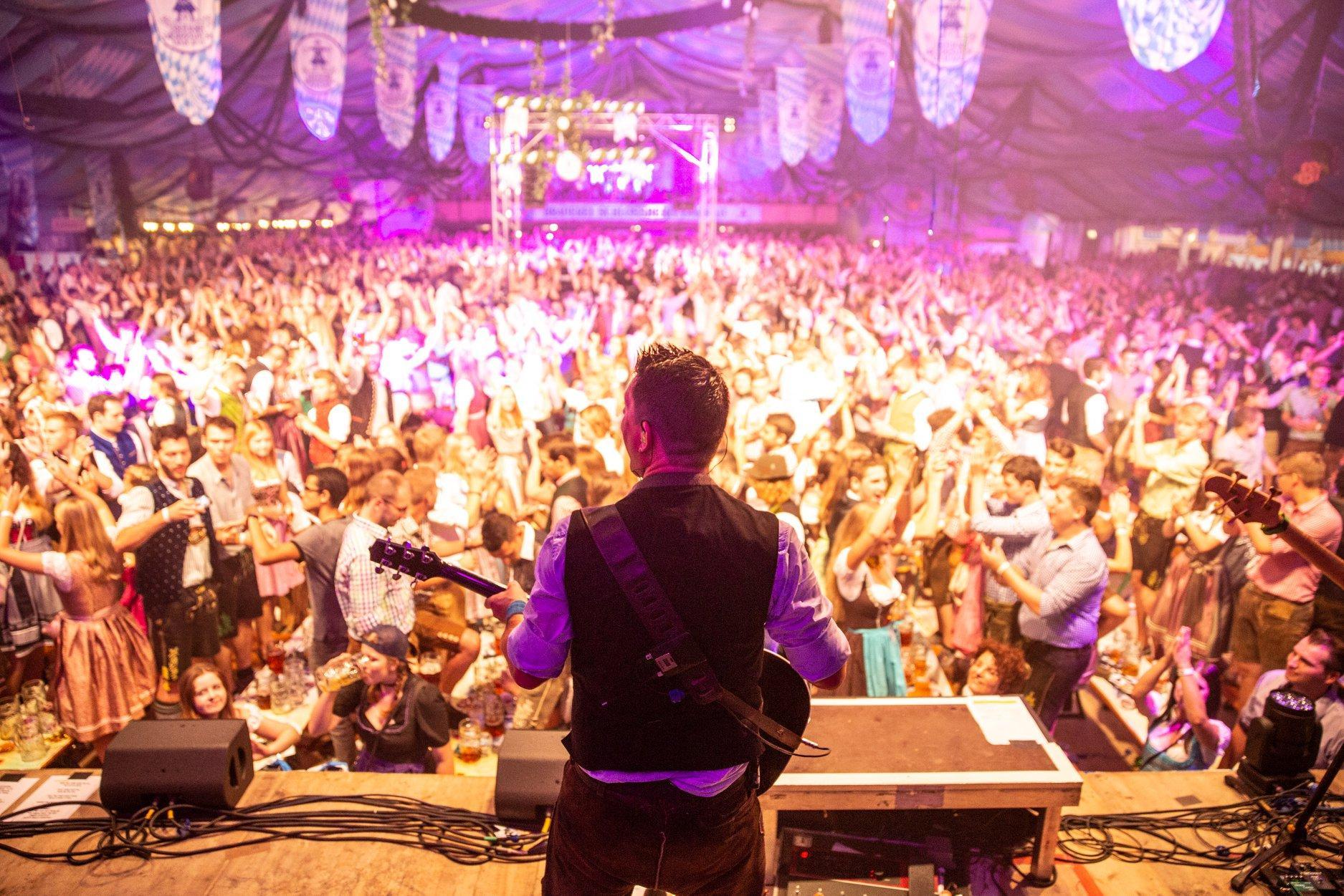 Festprogramm Übersicht | Schloßseefest Salem